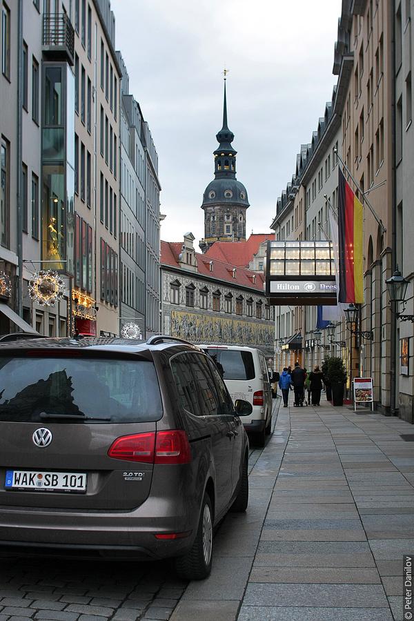 По Европам, часть 2: Дрезден