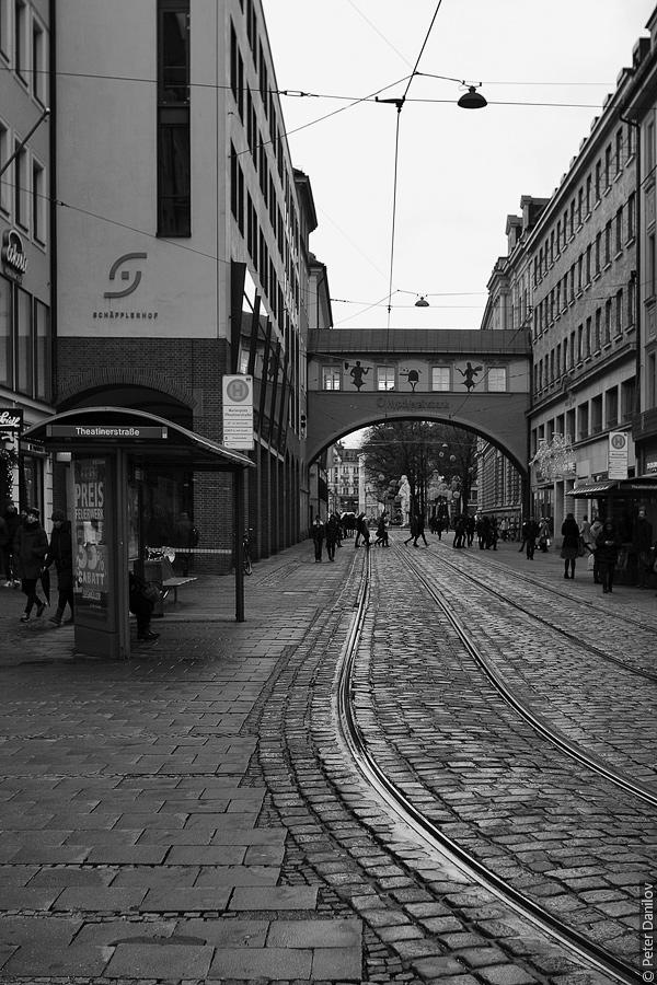 По Европам, часть 3: Мюнхен