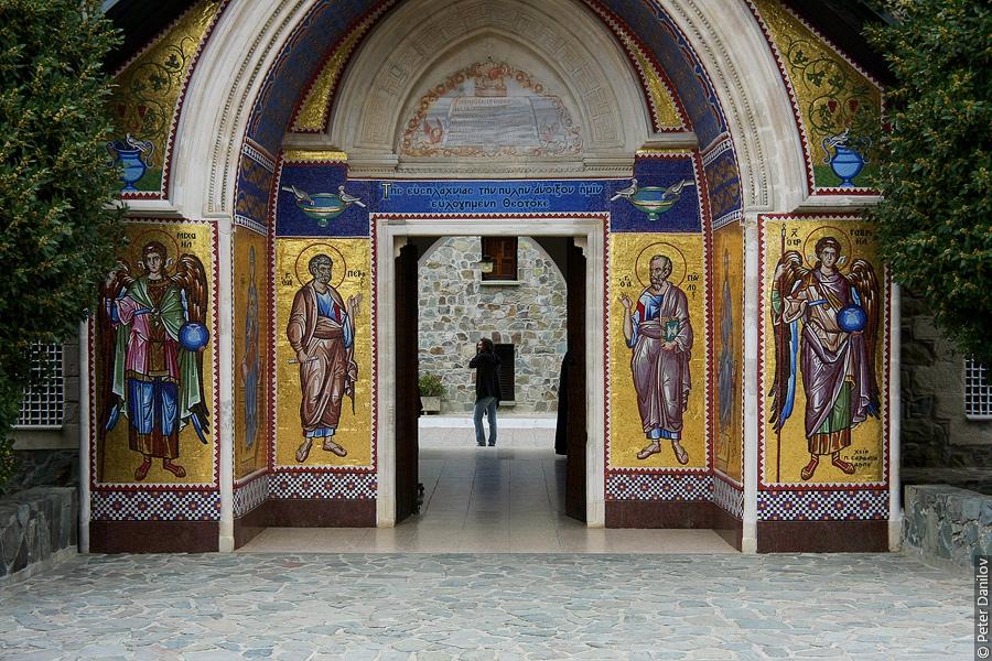 Кипр, часть 2: Киккос