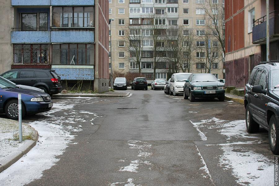 По Европам, часть 1: Вильнюс