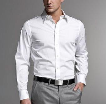 С чем одевать брюки мужские