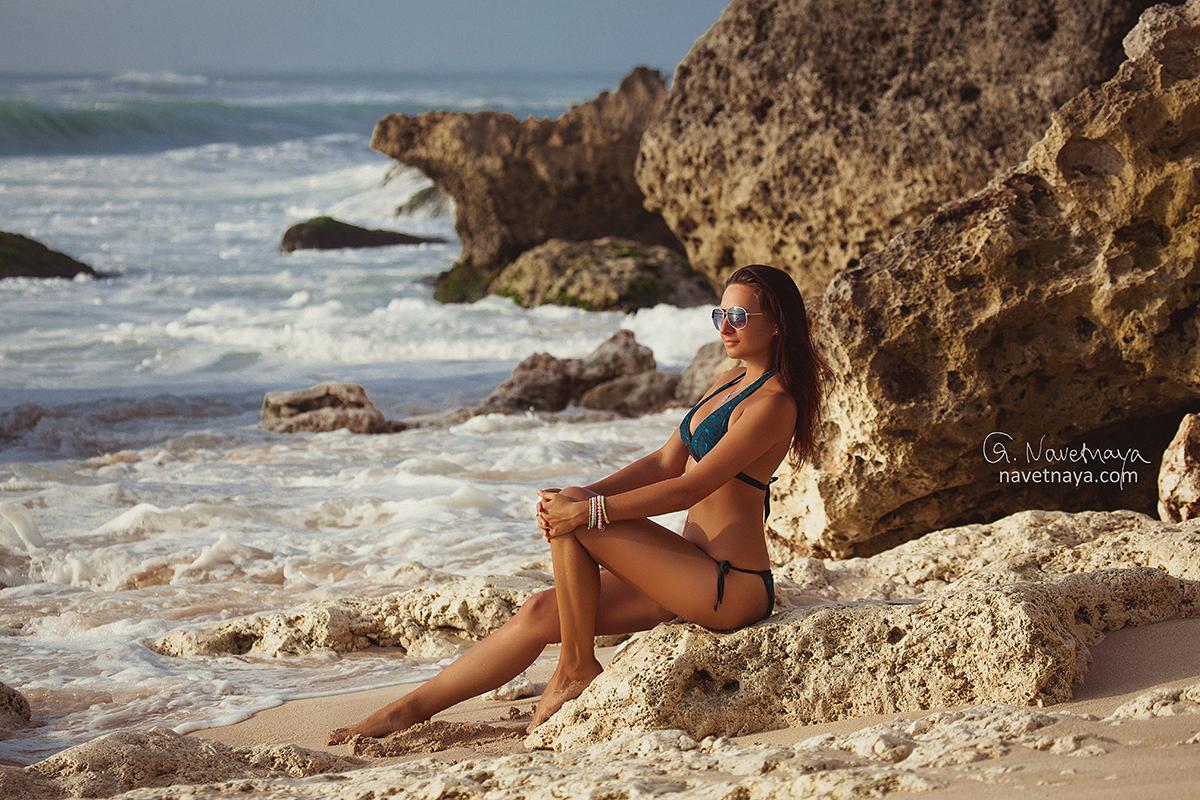 Фото красивых девушек в на пляже 21 фотография