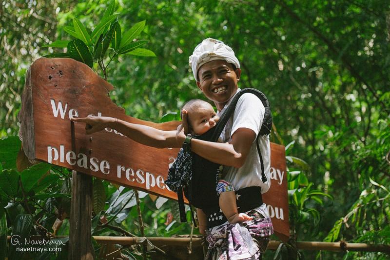 Бали. Индонезия. Жизнь в путешествии. Источники Себату. Балийская церемония очищения. Travel фотограф Александра Наветная