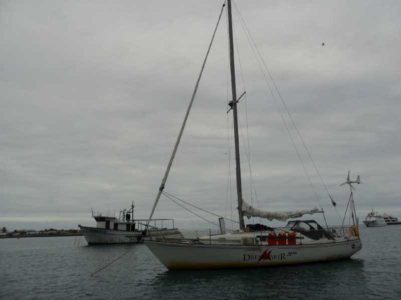 18 ИЮЛЯ, 2012 г. ГАЛАПАГОСЫ, порт San Cristobal (29)