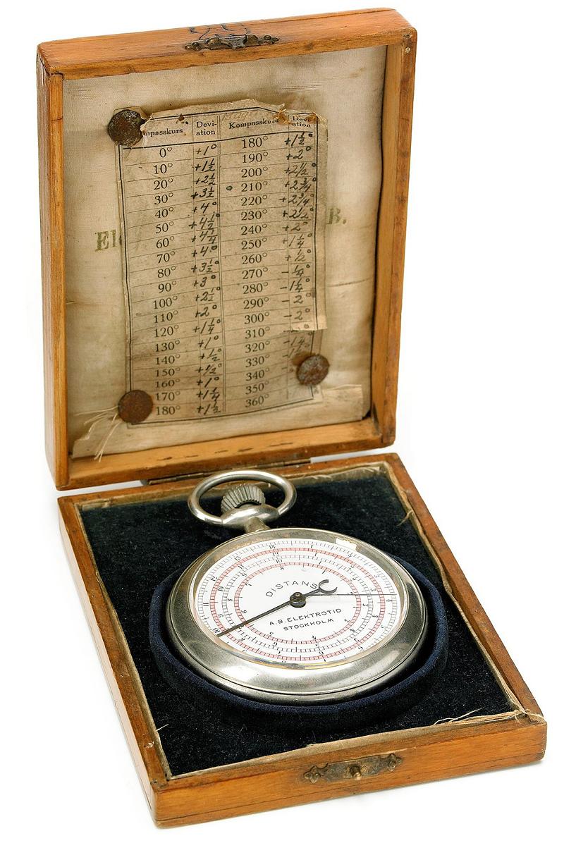navigator chrono