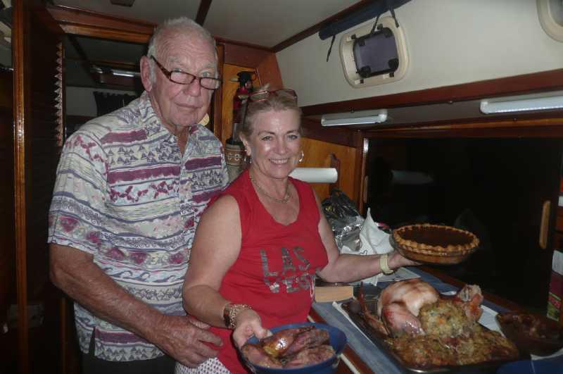 28 НОЯБРЯ, 2013 г. Thanksgiving на  ETHEREAL  (4)