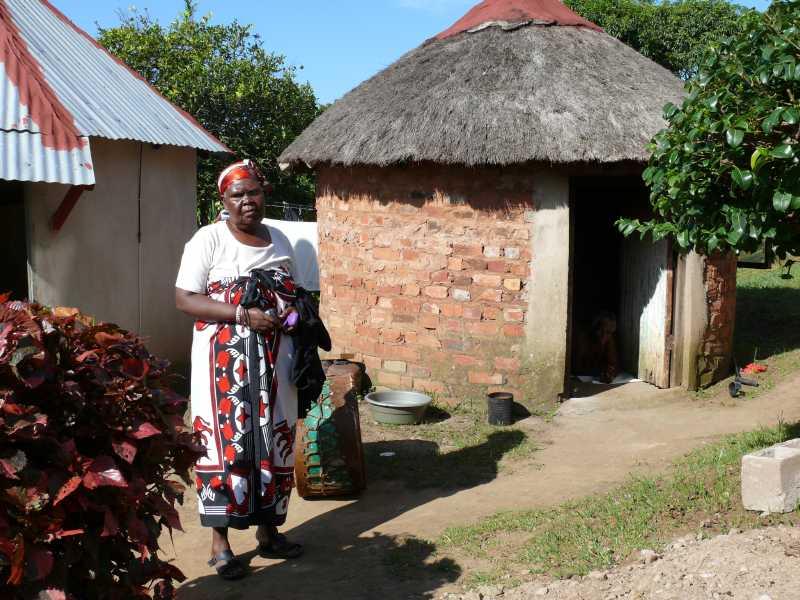 22 ДЕКАБРЯ, 2013 г. У SANGOMA Thuli Mkhwanazi (35)