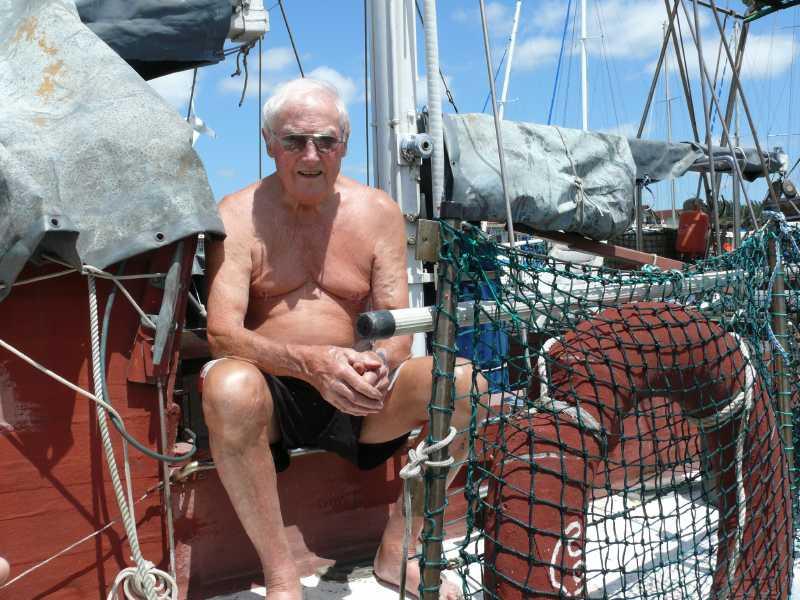 15 ЯНВАРЯ, 201 г. КАПИТАН RON И  яхта ALBION (2)