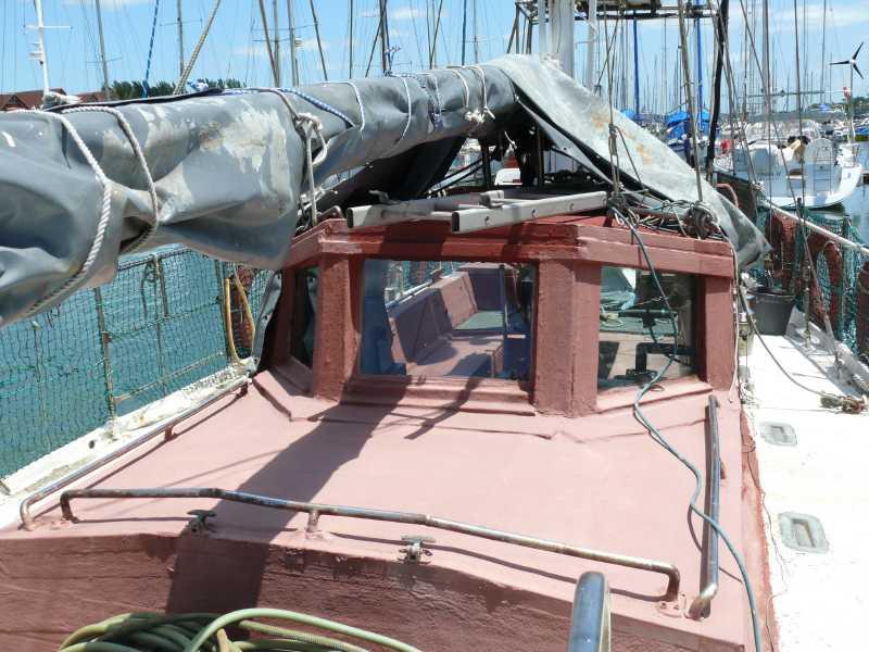 15 ЯНВАРЯ, 201 г. КАПИТАН RON И  яхта ALBION (52)