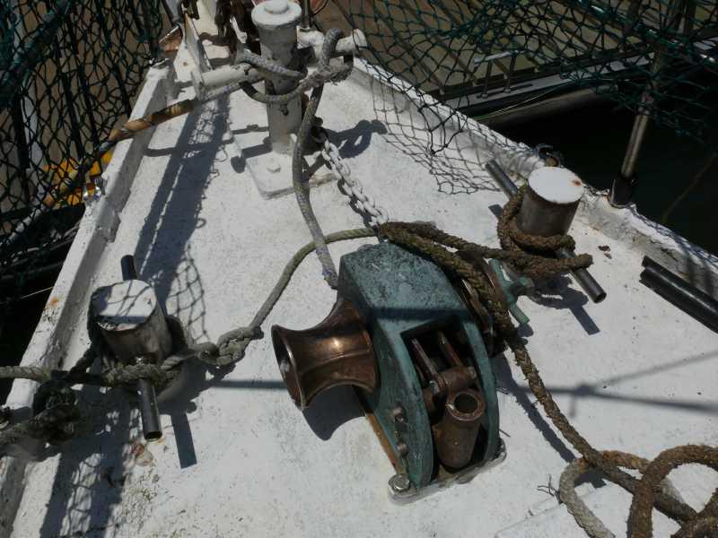 15 ЯНВАРЯ, 201 г. КАПИТАН RON И  яхта ALBION (49)