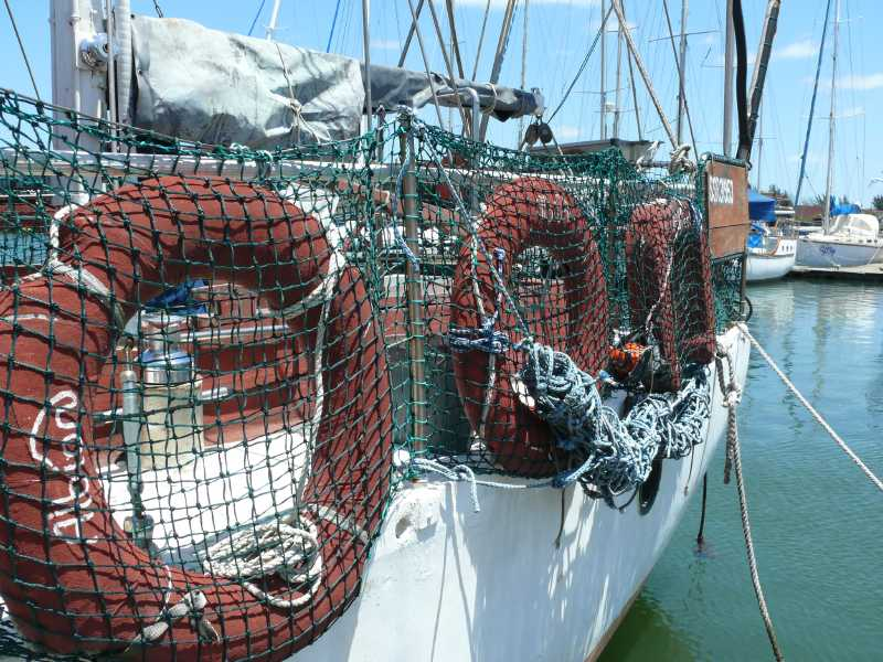 15 ЯНВАРЯ, 201 г. КАПИТАН RON И  яхта ALBION (62)