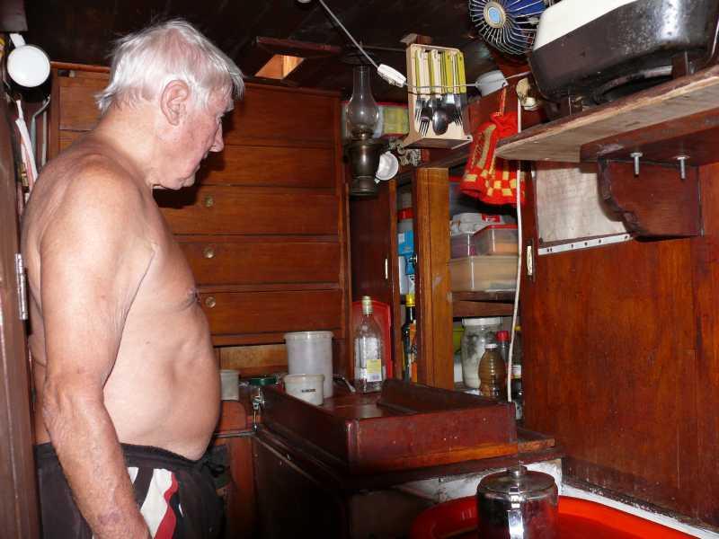 15 ЯНВАРЯ, 201 г. КАПИТАН RON И  яхта ALBION (28)