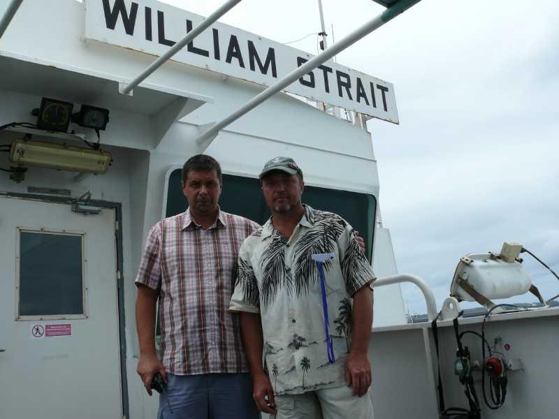 22 ЯНВАРЯ, 2014 г. MV WILLIAM STRAIT (50)