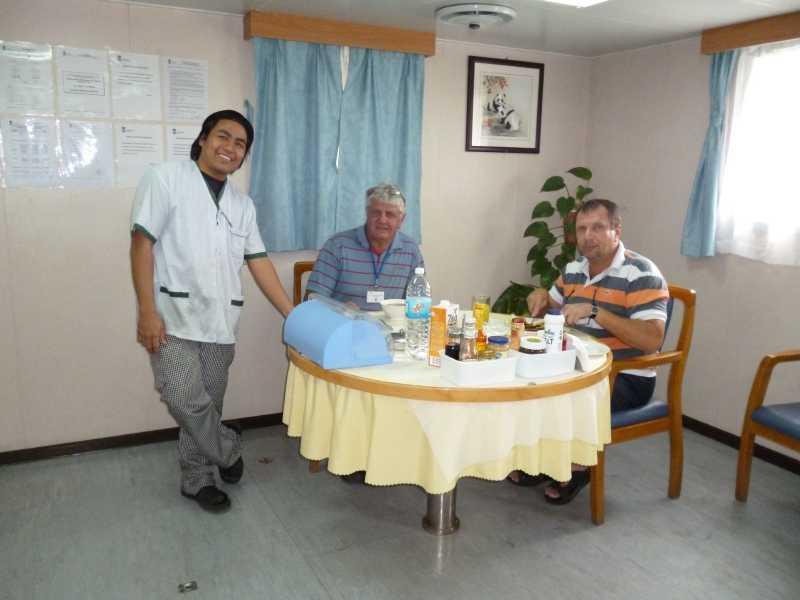 22 ЯНВАРЯ, 2014 г. MV WILLIAM STRAIT, капитан АЛЕКСАНДР НАСОНОВ (54)
