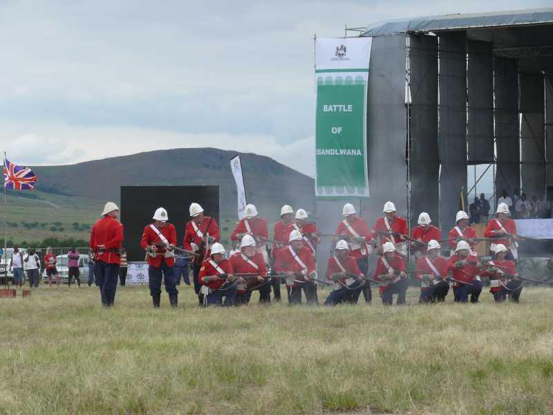 25 ЯНВАРЯ, 2014 г. ПРАЗДНИК - Battle of Isandlwana (65)