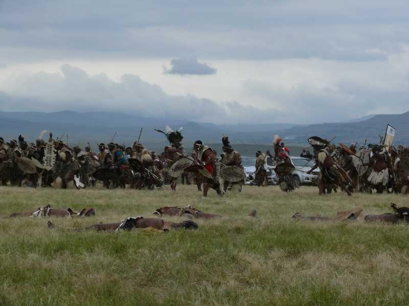 25 ЯНВАРЯ, 2014 г. ПРАЗДНИК - Battle of Isandlwana (66)