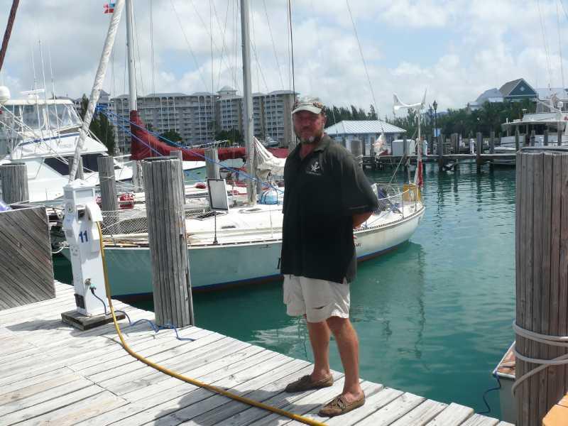 30 АПРЕЛЯ, 2014 г. ЗАХОД в Port Lucaya (1)
