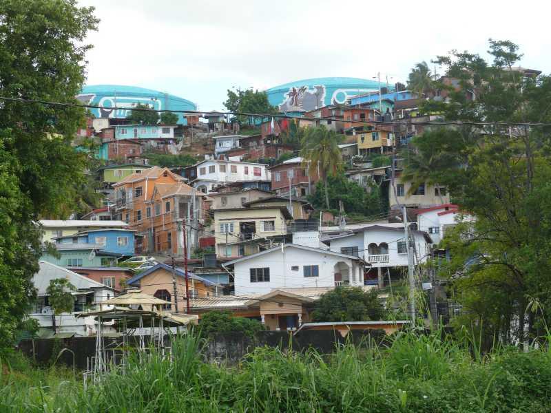 16 АВГУСТА, 2014 г. PETCH LAKE, Port of Spain, Trinidad (17)