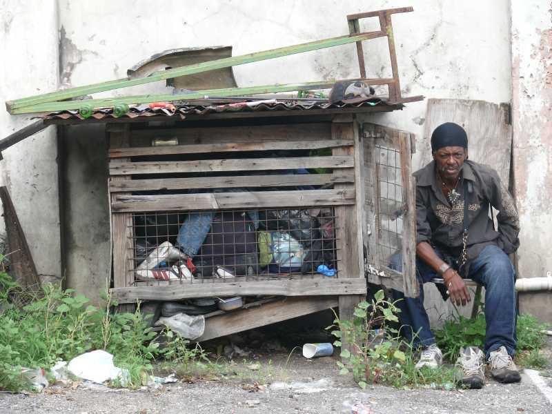 26 АВГУСТА, 2014 г. БУДНИ острова ТРИНИДАД (5)
