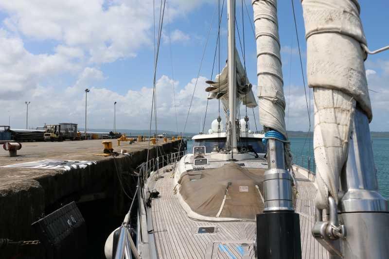 21 ФЕВРАЛЯ, 2015 г. НА ШВАРТОВЫХ в порту Christobal, Colon, Panama (3)