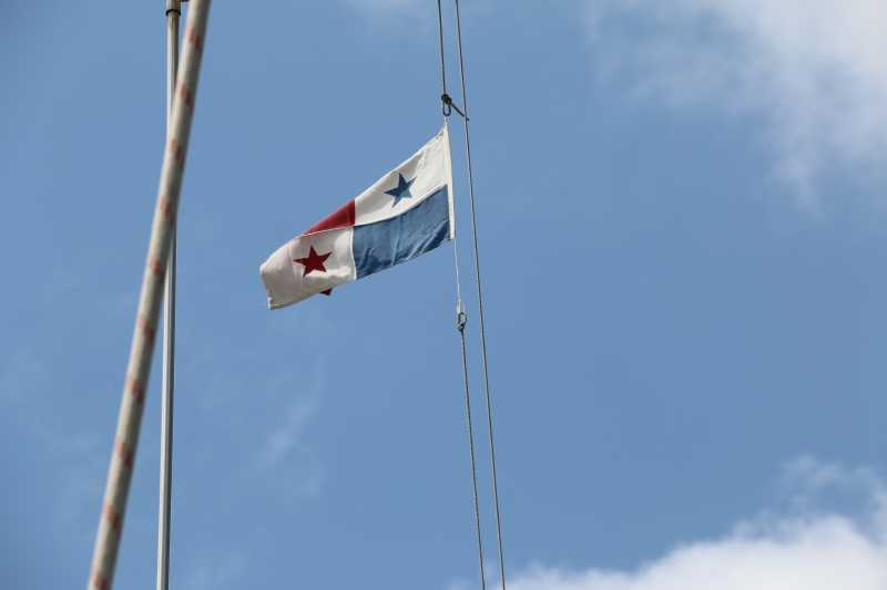21 ФЕВРАЛЯ, 2015 г. НА ШВАРТОВЫХ в порту Christobal, Colon, Panama (6)