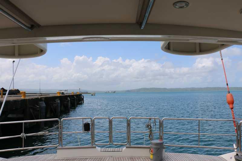 21 ФЕВРАЛЯ, 2015 г. НА ШВАРТОВЫХ в порту Christobal, Colon, Panama (1)