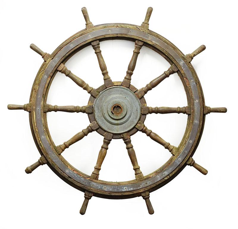 navigator's stuurwiel