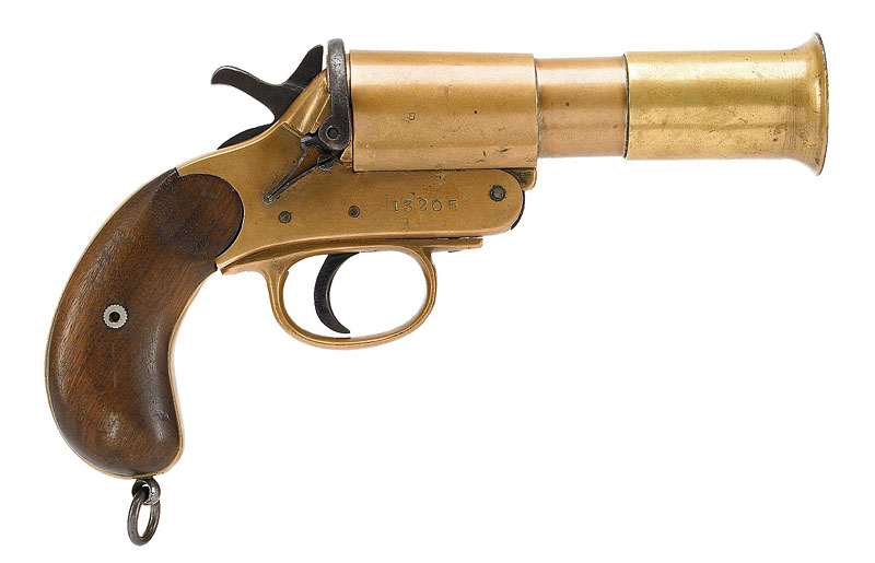 navigator's signal pistol