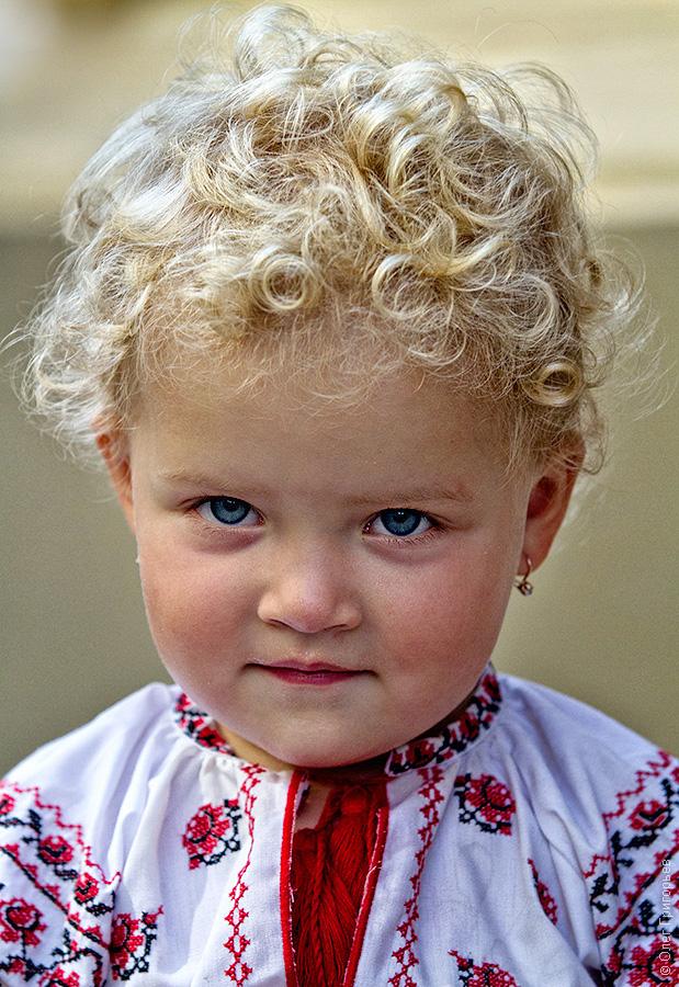 фотография украинки