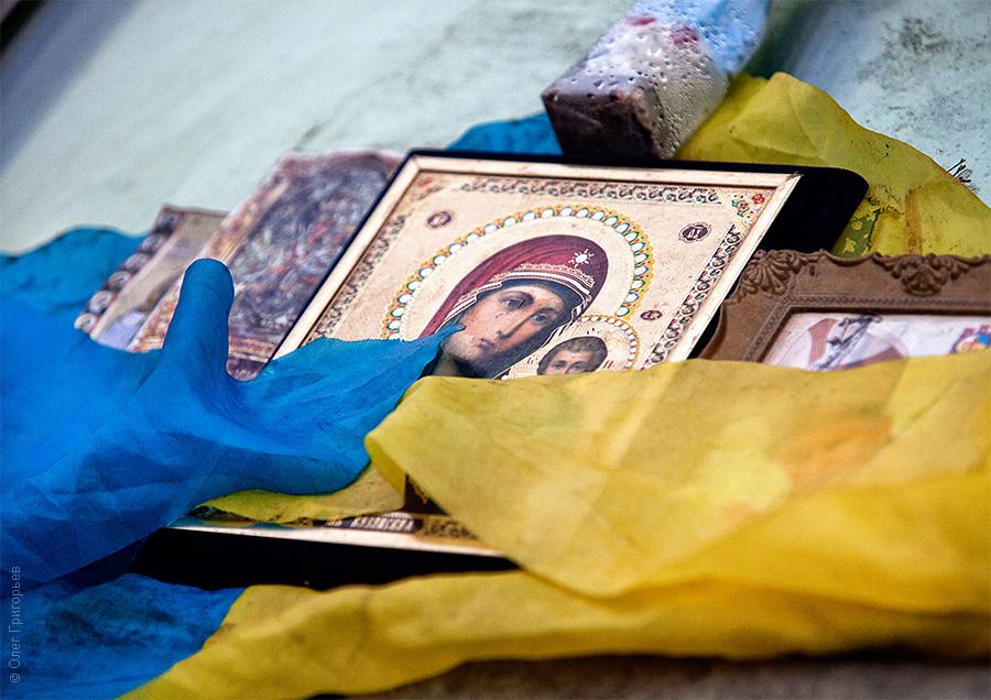 Слава Україні - героям слава