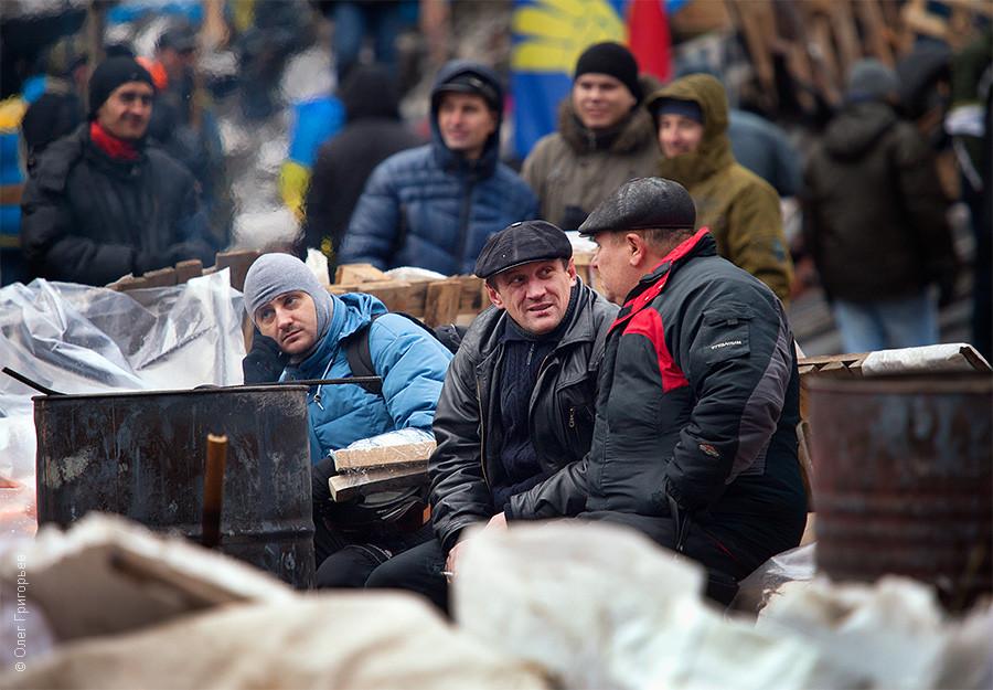 Украины и ЕС