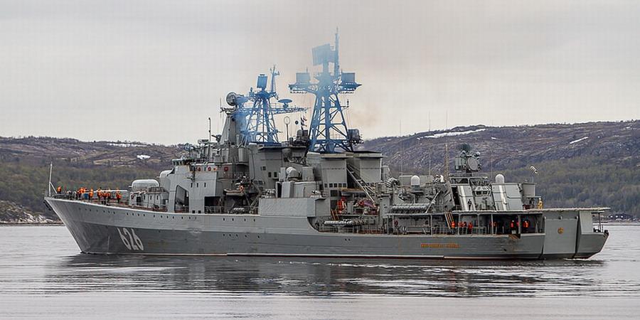 БПК 1155 Вице-адмирал Кулаков 2017 (06) 17 Североморск - А. Алтухов flickr.com.jpg