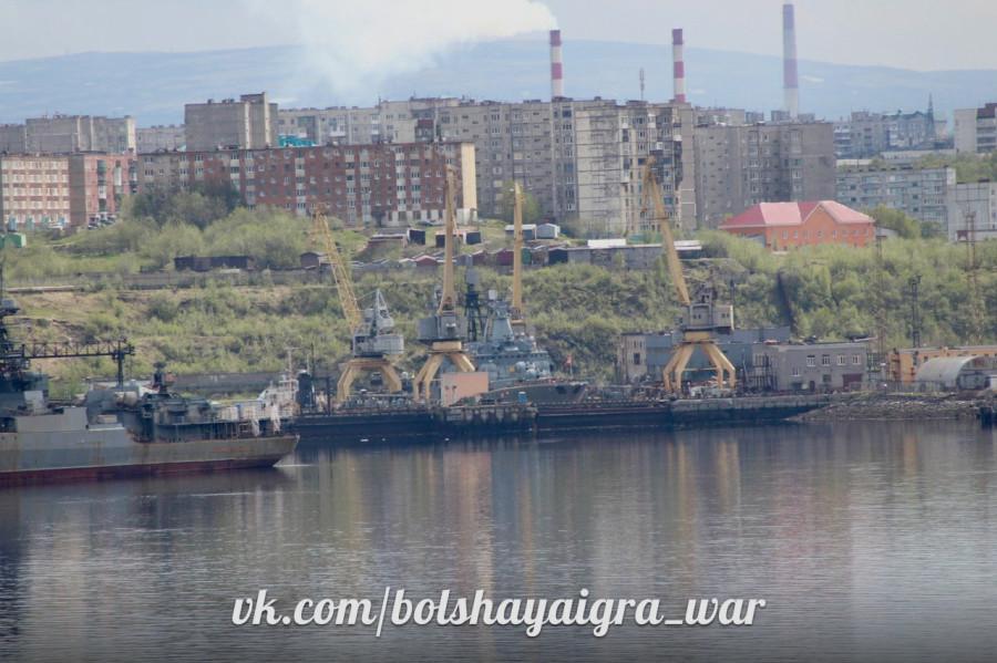 БПК 1155 Вице-адмирал Кулаков 2018 (05) 31 35-й СРЗ - Большая Игра.jpg