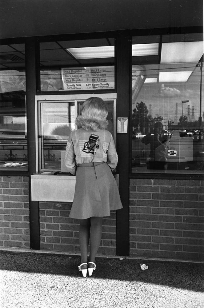 Lee Friedlander, Dallas, Texas, 1975