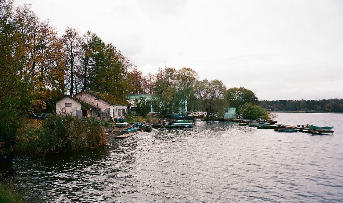 Дом отдыха сенеж находится в солнечногорском районе подмосковья у берега озера сенеж в 40 км от мкад по