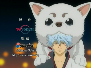 Oh, Gintama