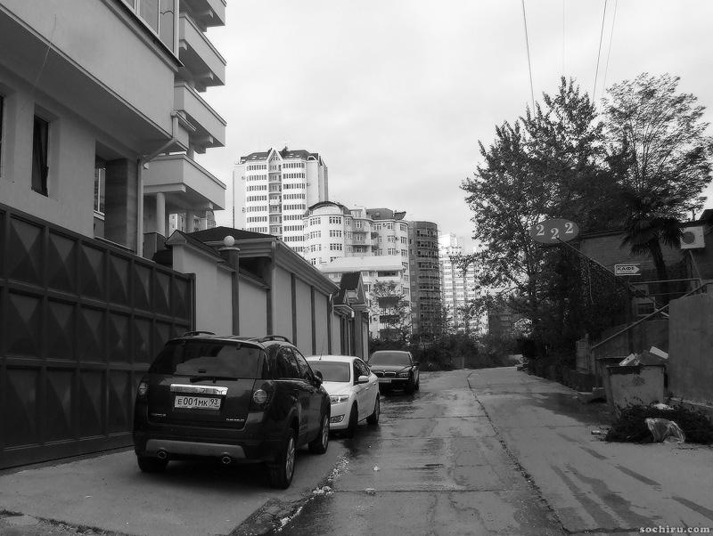улица Буковая