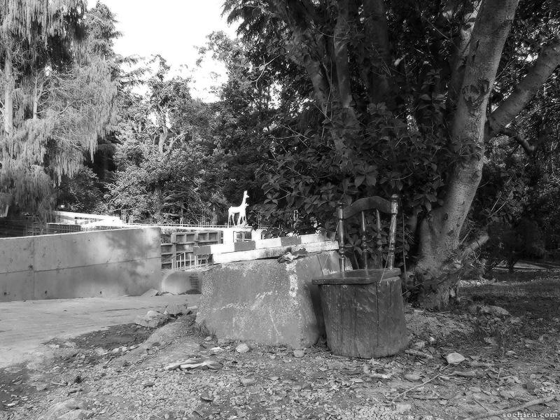 Стул прораба в Ривьере
