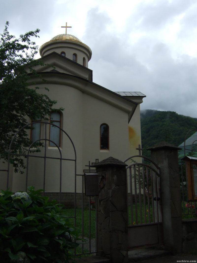 Храм Святого Харлампия