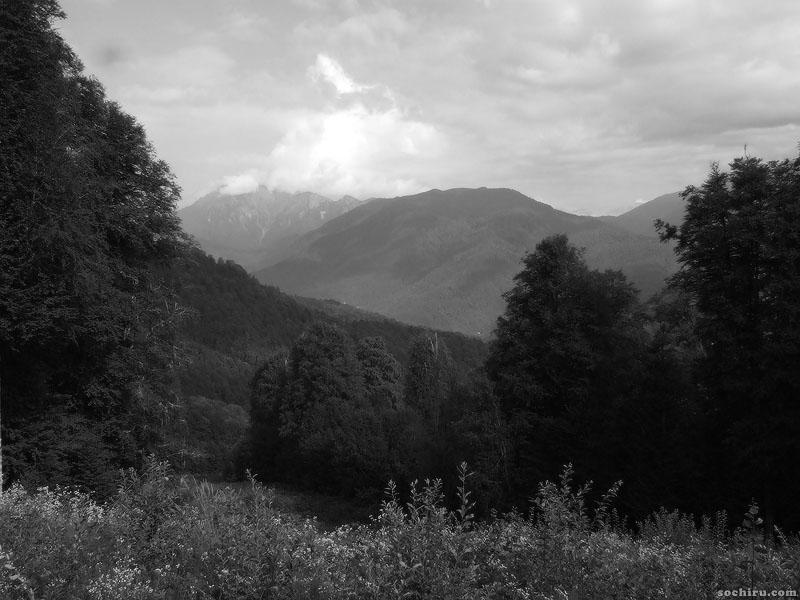 Заброшенная трасса Альпики-Сервис
