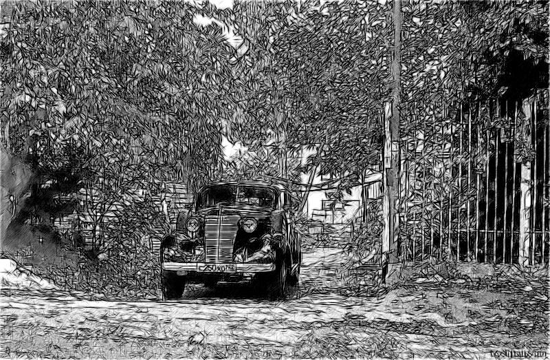 автомобиль у Ривьеры