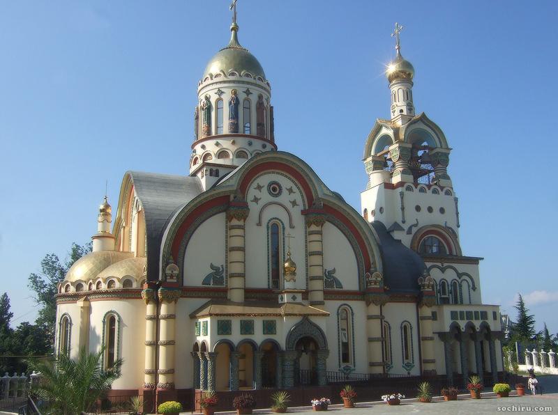 Храм Святого Князя Владимира
