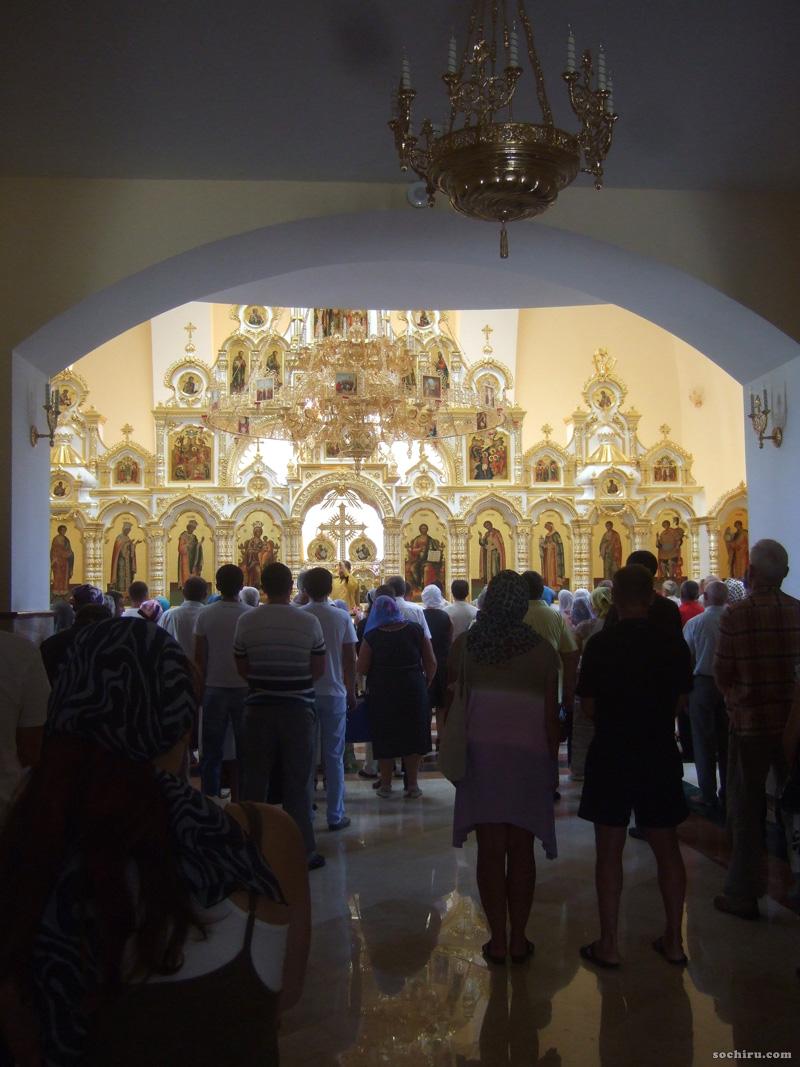 Убранство Храма Святого Князя Владимира