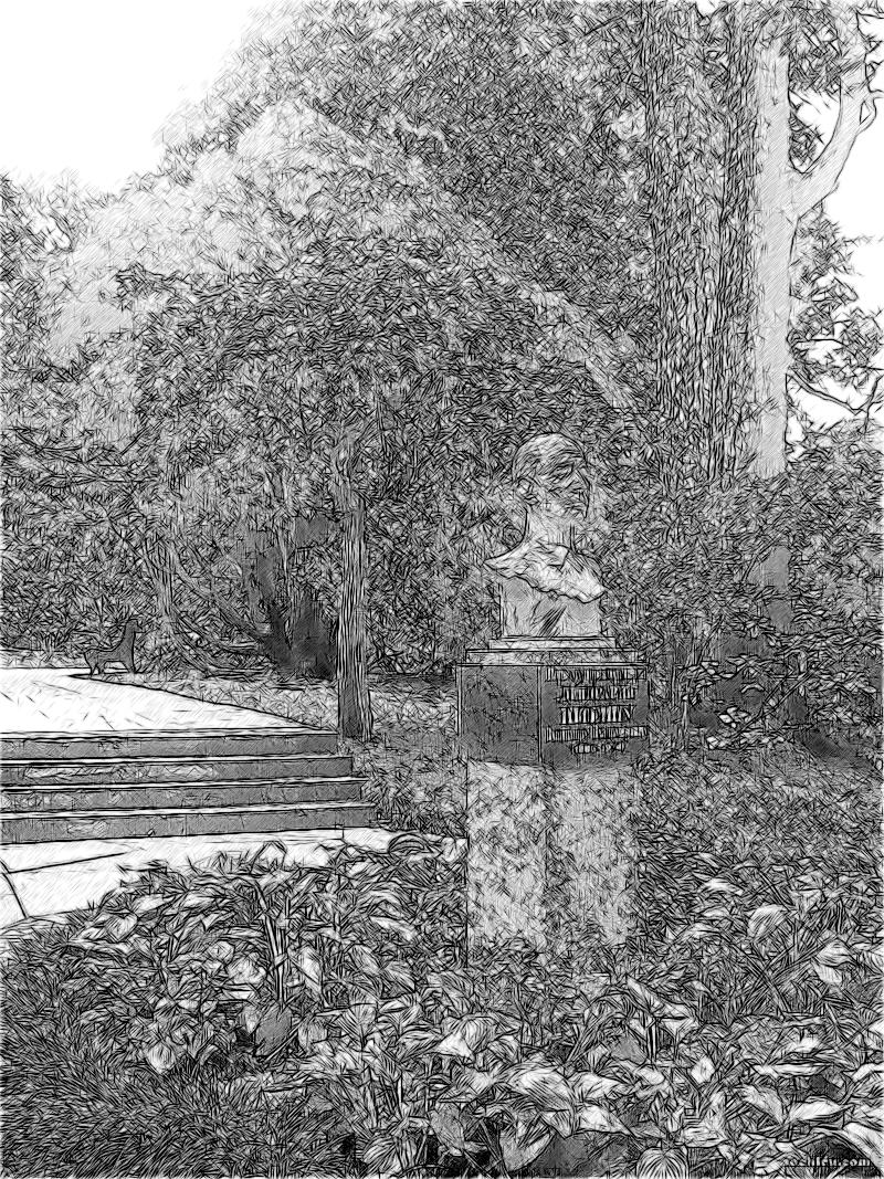 Памятник Штейпу