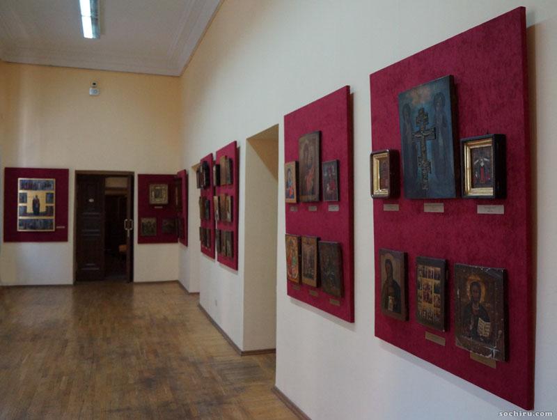 Сочинский художественный музей: Иконы