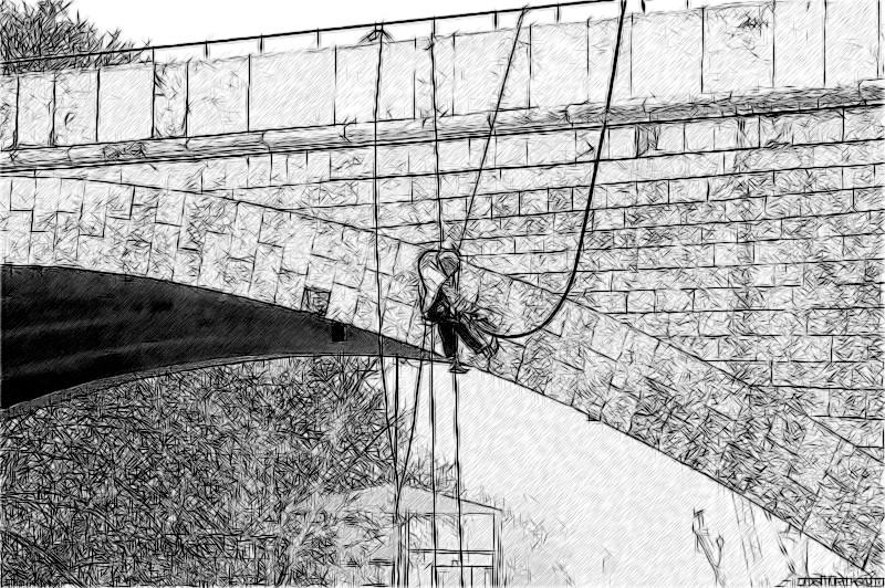 Ремонт ривьерского моста