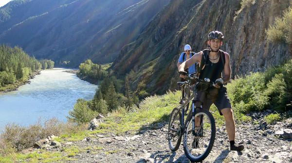 Горны и велосипед