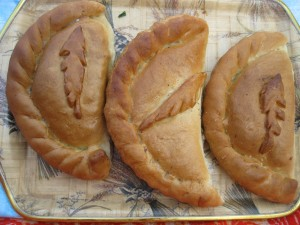 Суздальские пироги