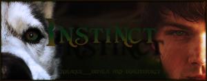 Instinct Header