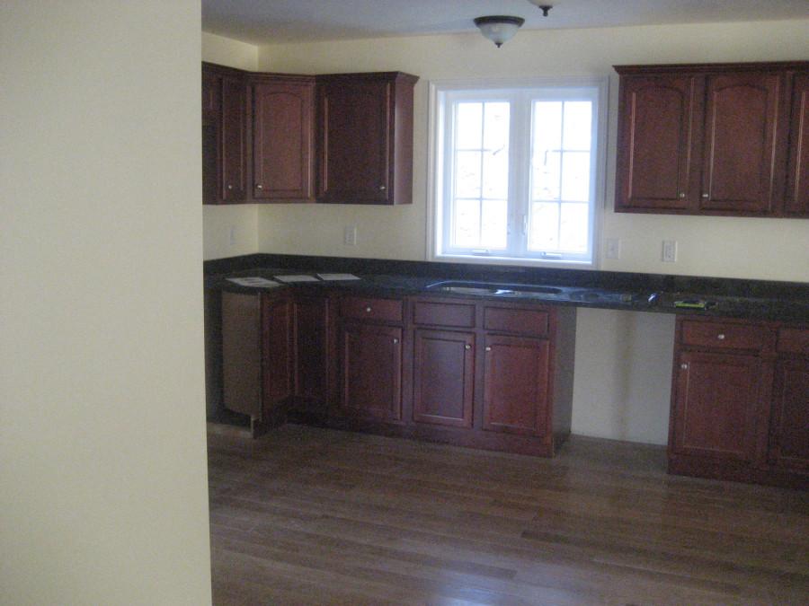kitchen width